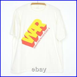 War Shirt Vintage tshirt 1970s United Artists Records and Tapes Rock N Roll Band