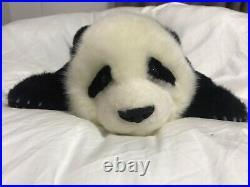 Wool Panda Handmade Artist Bear. Charlie Bears Steiff Collectable